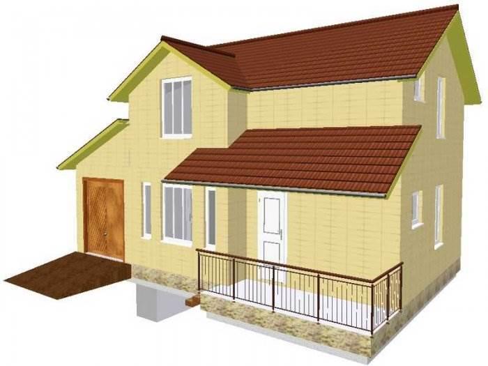 Монолитные дома: плюсы и минусы