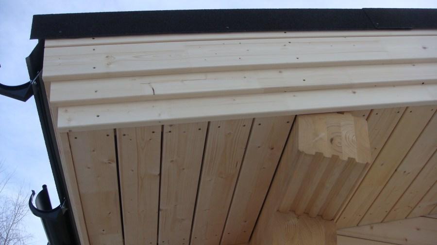Подшивка крыши — лучшие варианты подшивки свесов (карнизов) своими руками. Подробная инструкция с фото