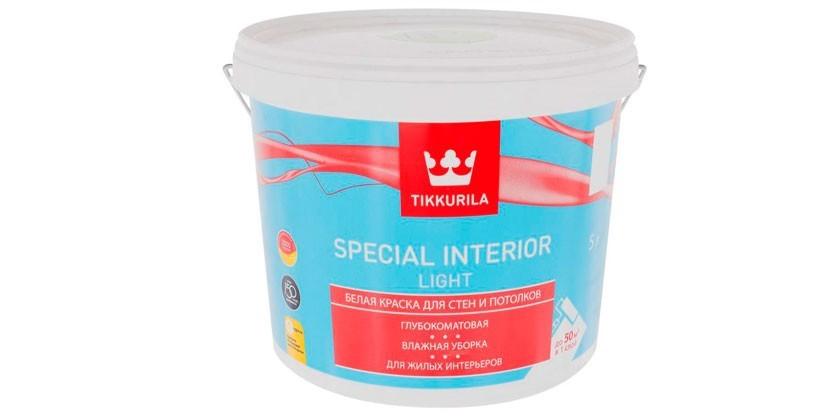 Краска Special Wallpaper Tikkurila база А