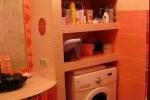 размещение стиральной машинки