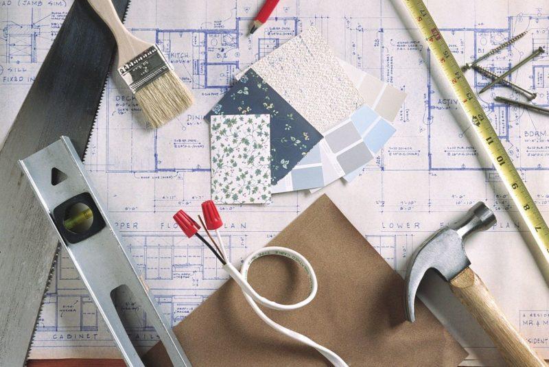 План или проект ремонта должен быть хотя бы в голове