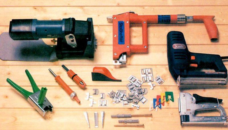 Ремонт в кухне: инструмент