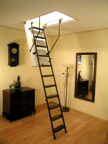 Лестница-люк
