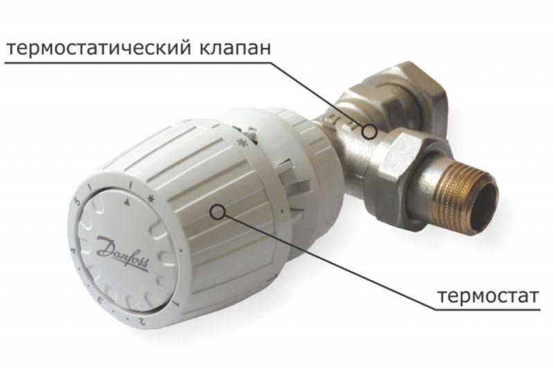 Регулировка тепла в батареях