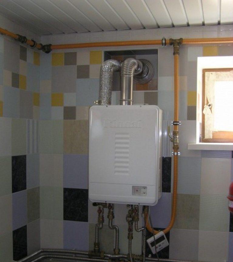 Заземление двухконтурного газового котла в частном доме
