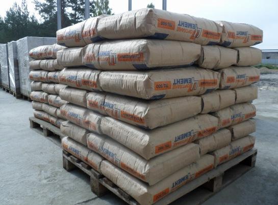 Нормы расхода цемента и песка на бетон и другие растворы