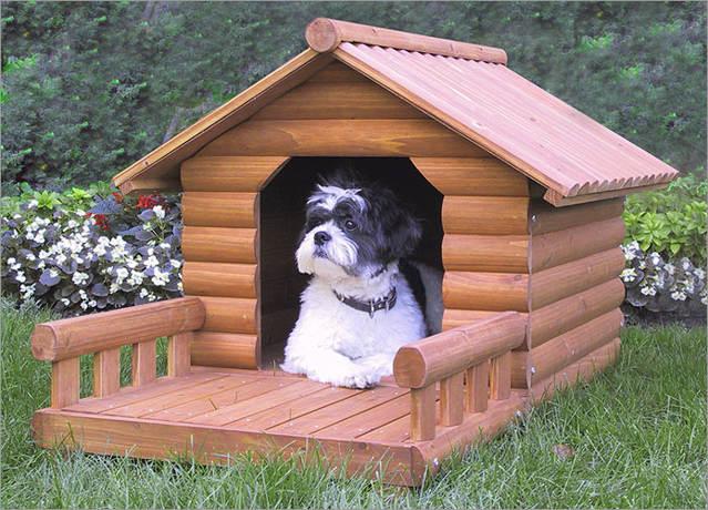будка-для-собаки-своими-руками-с-тамбуром