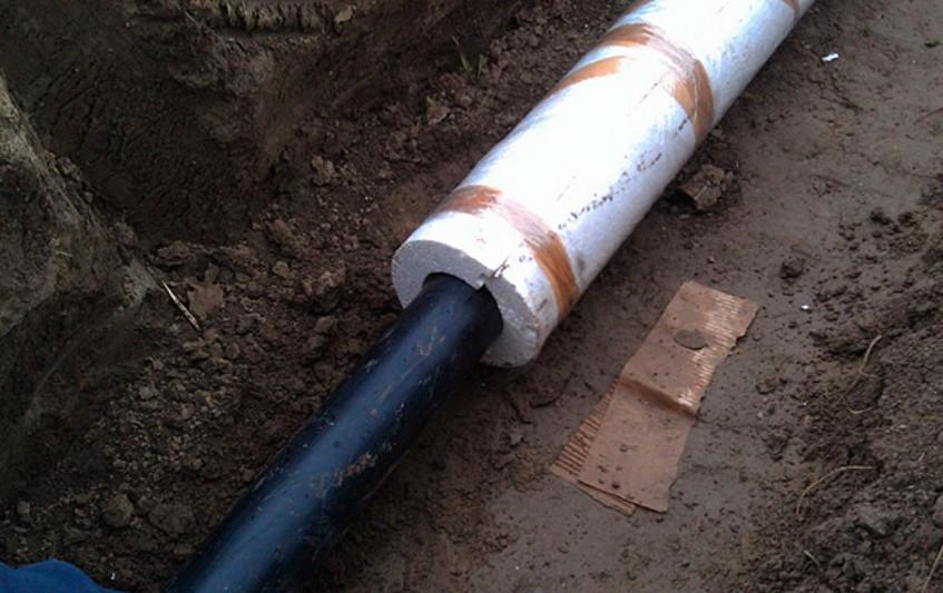 Как выбрать теплоизоляцию для труб водоснабжения: советы специалистов