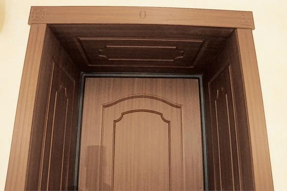 Откосы для входных дверей: разновидности и пошаговая инструкция по установке