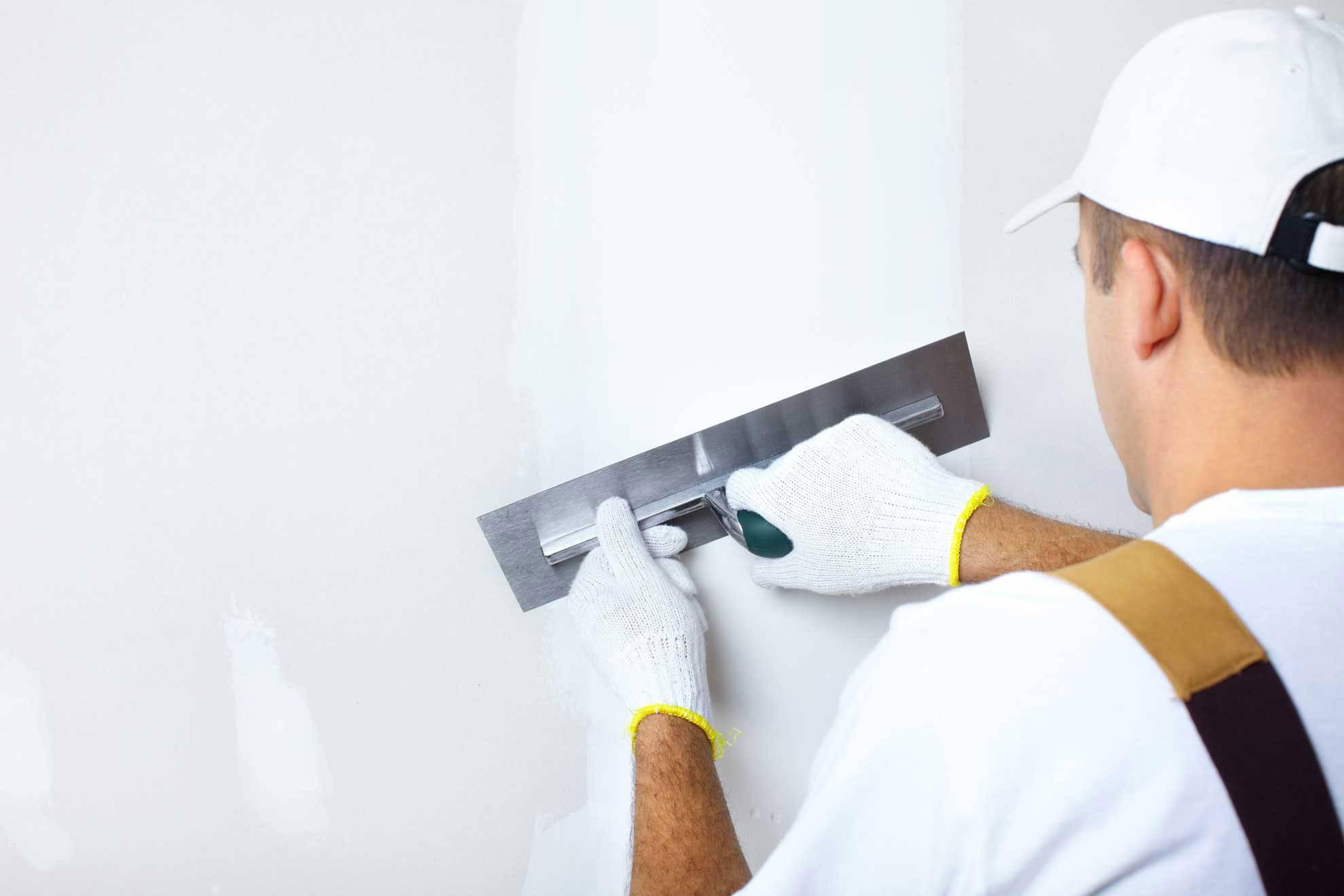 Подготовка стен перед шумоизоляцией