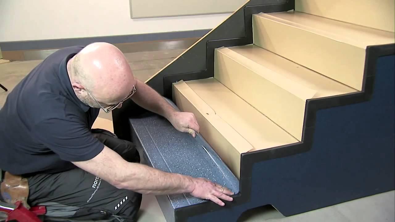 Как своими руками обшить бетонную лестницу деревом