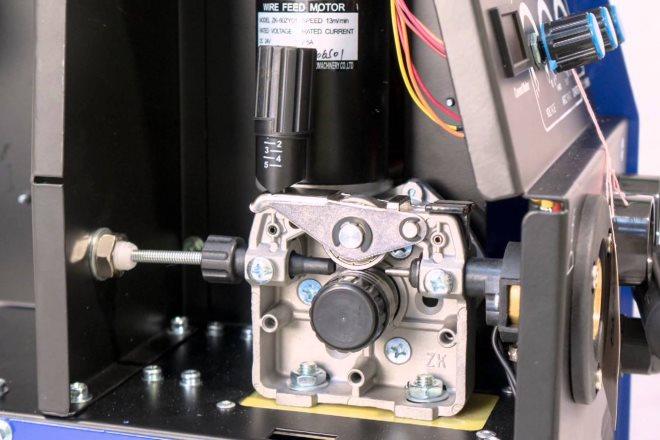 Использование полуавтоматического оборудования