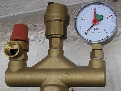 Рабочее давление в системе отопления многоквартирного дома