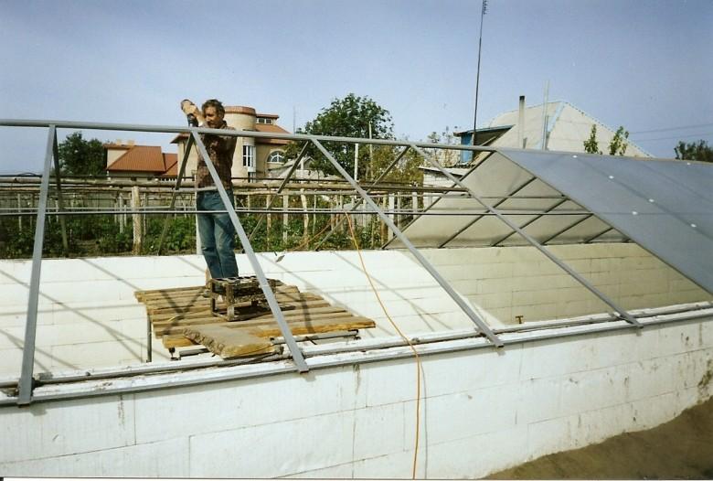 Теплица «Термос»: подробная инструкция и советы по постройке. 74 фото, схем и чертежей теплиц