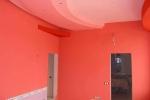 розовые стены в интерьере