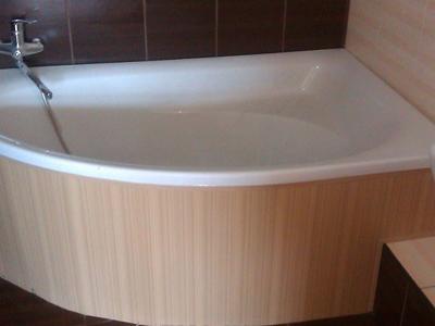 Передняя панель для ванны