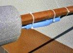 Повышение эффективности греющим кабелем