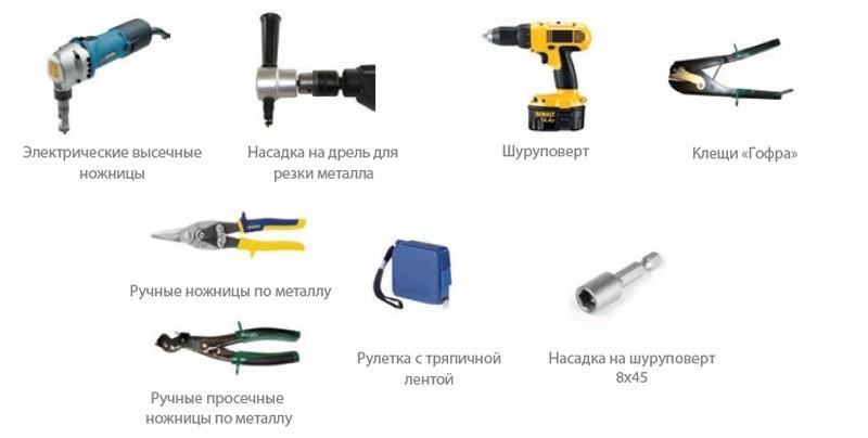 Инструменты для монтажа дверной коробки