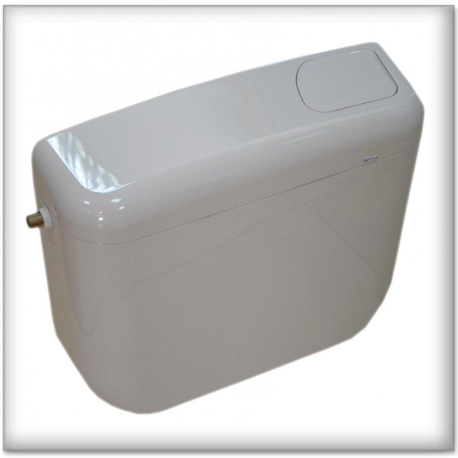 Фото - пластиковый бак для унитаза