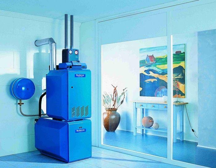 расчет мощности газового котла для отопления частного дома