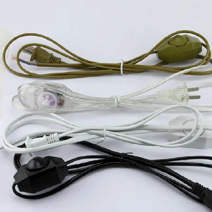 диммеры на шнуре для настольной лампы