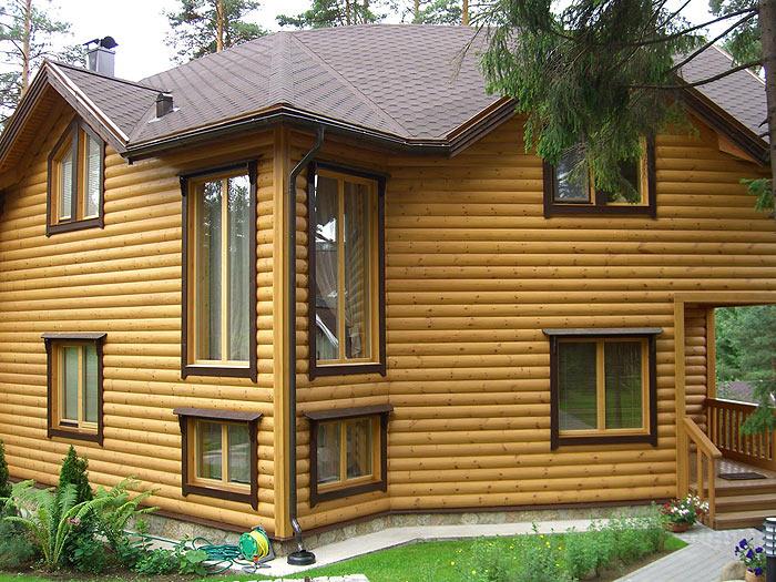 чем дешевле отделать дом снаружи