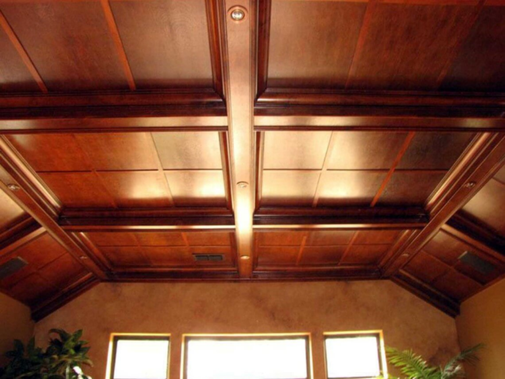 Устройство и монтаж подвесного потолка