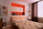 оранжевые цвета в дизайне
