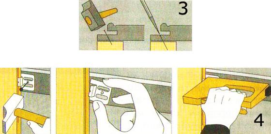 Как крепить вагонку