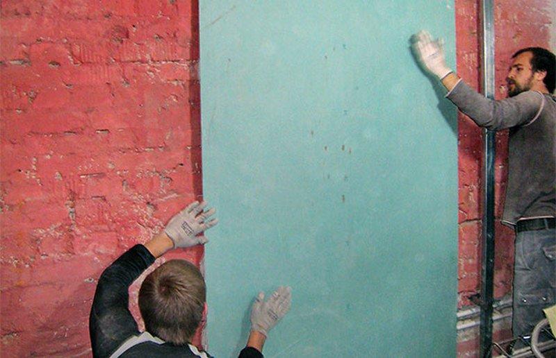 Имитация кирпичной стены своими руками: 4 способа в подробной статье-инструкции
