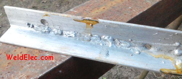 Сложности сварки алюминия