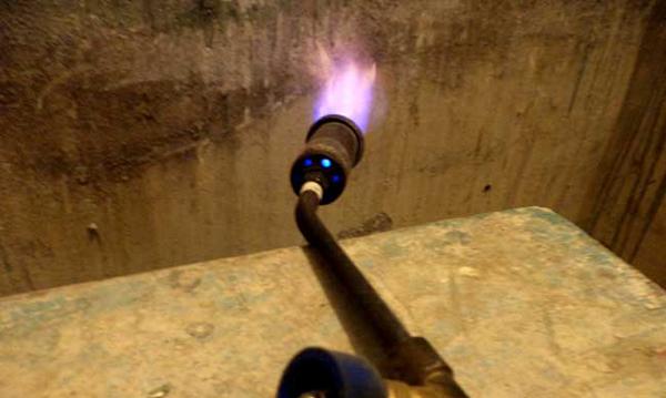 метод выжигание