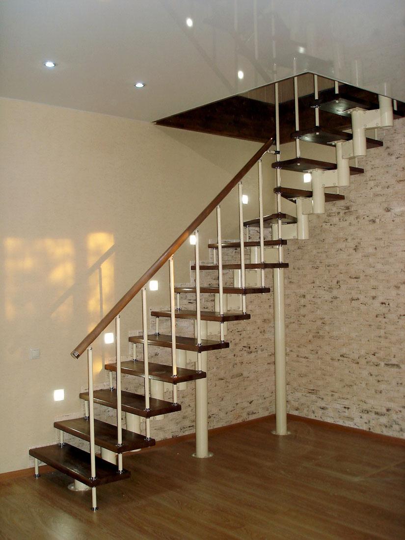 Модульная лестница своими руками