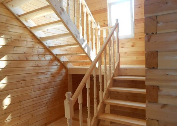 Мансардная лестница: где расположить