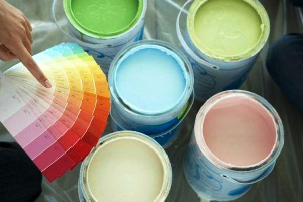 Как выбрать краску для обоев под покраску: советы экспертов и  покупателей
