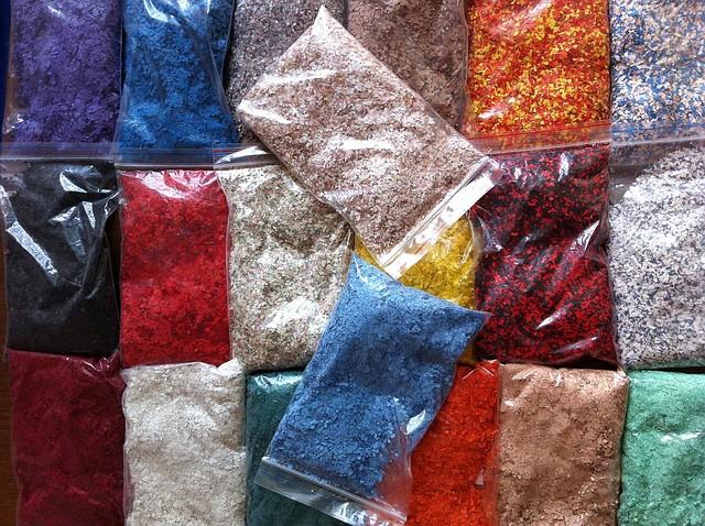 Изготовление жидких обоев из бумаги и опилок — необходимые материалы и пропорции