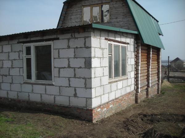 Шаг 7: Крыша