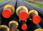 Теплоизоляция для водопроводной магистрали