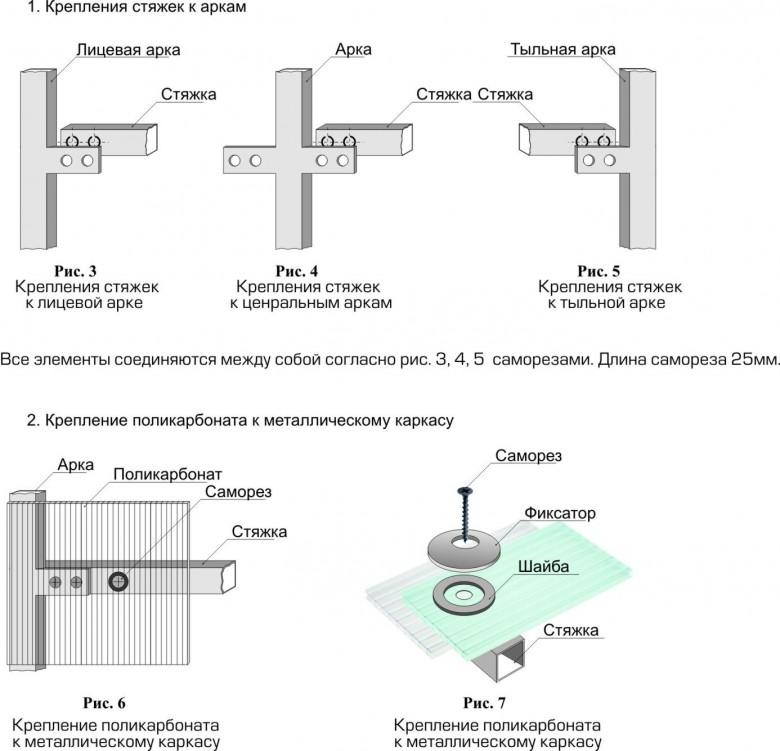 Теплица из полипропиленовых труб: схемы изготовления своими руками (75 фото-идей)