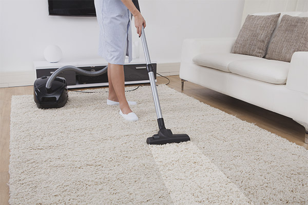 Эффективная чистка ковров