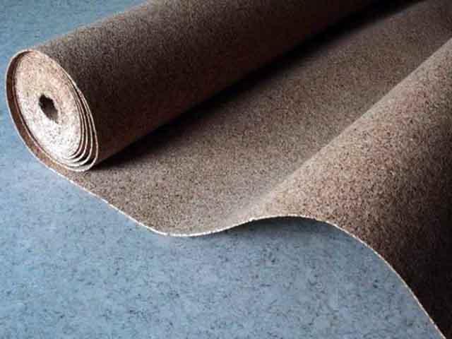 Рулонный антишумовой материал