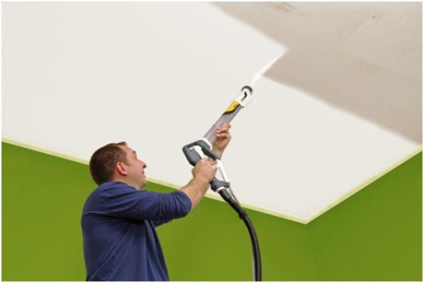 Как выбрать краскопульт для водоэмульсионной краски