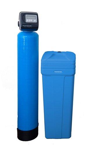 Очистка воды из скважины в загородном доме до питьевой. Вариант №1: от железа и жесткости