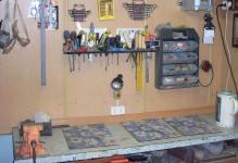 Примеры приспособлений для гаража своими руками (фото)