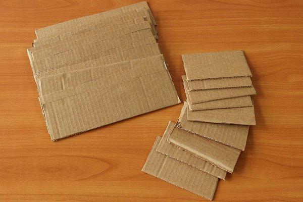 Заготовки кирпичной кладки