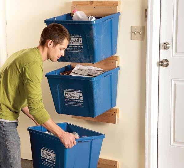 как навести порядок в гараже