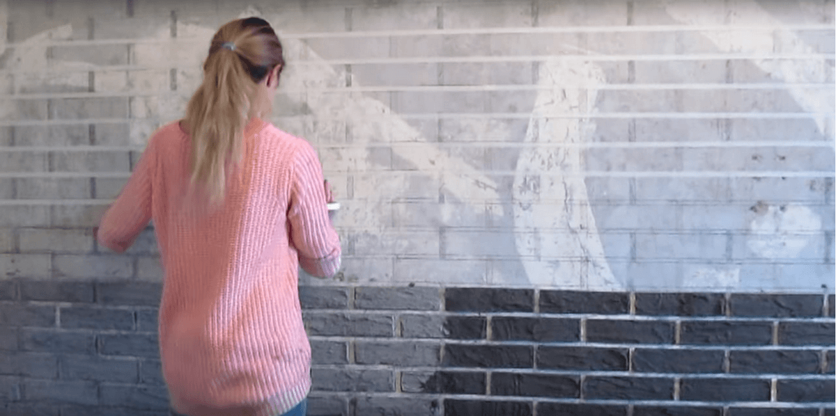 подготовка стены по штукатурку кирпичной кладкой