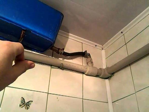Расширительный бак для отопления