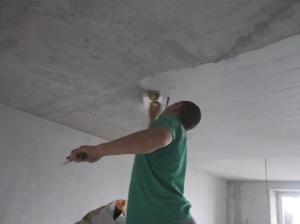 Подготовка стен в обоям