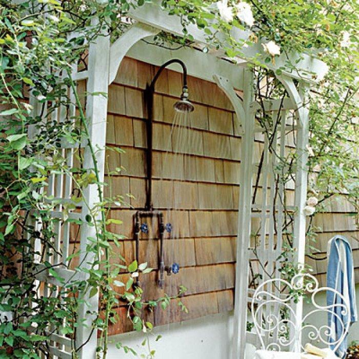 Как сделать летний душ на даче: пошаговая инструкция, фото, видео, рекомендации!